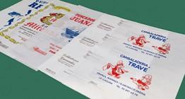 Paper parafinat per a carn i peix