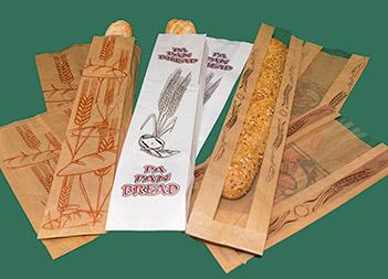 dc7bc1a7c Dentro de la gama de bolsas de papel ofrecemos diferentes opciones de  material: bolsas de papel kraft, papel celulosa y estos dos materiales con  ventana ...