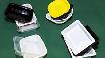 Safates Termosegellables film barrera per a plats cuinats