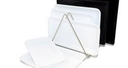 Bandejas de metacrilato para vitrinas mostrador y cubetas