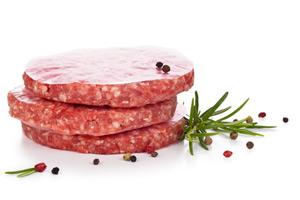 Celofán para la confección de hamburguesas