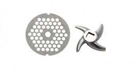 Recanvis de plaques i ganivetes per a picadores de carn
